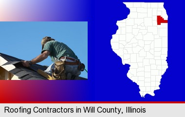 Roofing Contractors In Will County Illinois